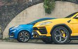 93 LUC Ford Puma ST Lamborghini Urus 2021 0069
