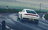 94 A911 on the A911 feature cornering rear
