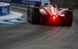 94 Alex Lynn Mahindra Formula E 2021 rear