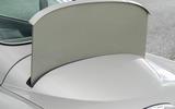 Aston Martin DB5 Goldfinger Continuation bulletproof shield