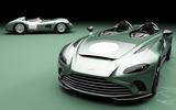 94 Aston Martin V12 Speedster DBR1 spec front pair