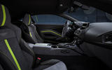 94 Aston Martin Vantage F1 Edition official reveal images cabin