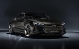 Audi E-tron GT concept front-right