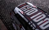 94 Audi Q4 Etron 2021 prototype drive roof