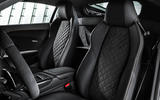 Audi R8 V10 Decennium official press images - seats
