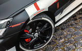 Audi S3 2020 prototype drive - alloy wheels