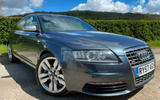 94 Audi S6 Used buying guide one we found