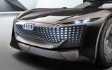 94 Audi Sky sphere concept 2021 nose