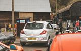 94 Autocar Young Hillclimb series 2021 start line