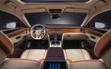 94 Bentley Flying Spur Odyssean Edition official cabin