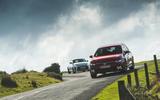 Britain's best affordable drivers car 2020 - Golf v Yaris
