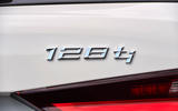 BMW 1 Series 128ti official reveal - rear badge