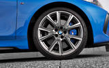 BMW 1 Series 2019 official reveal - alloy wheels