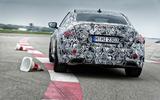 94 BMW 2 Series Coupe M240i 2022 proto drive cornering rear
