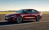 94 BMW 4 Series Gran coupe 2021 official reveal images static