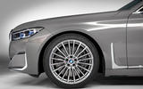 2019 BMW 7 Series official reveal - alloy wheels