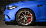 BMW CS 2020 official press images - brakes
