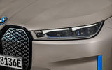 BMW iNext official images - headlights