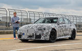 2020 BMW M3 prototype first drive - Greg Kable notes