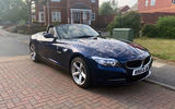 BMW Z4 E89 used buying guide - one we found