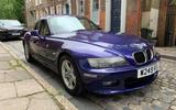 94 BTBWD 007 week BMW Z3