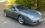 94 BTBWD Porsche 911
