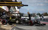 Daniel Ricciardo interview - pitlane