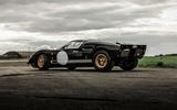 94 Everrati GT40 2021 offical images rear