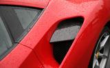 Ferrari 488 GTB rewind - air intake