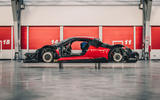 Ferrari P80/C 2019 reveal official pictures - shell