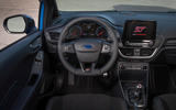 Ford Fiesta ST Edition 2020 official announcement - dashboard