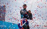 94 Formula e New York eprix 2021 results confetti