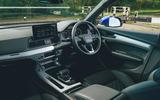 94 Genesis vs Audi twin test 2021 audi infotainment