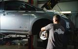 94 Good Guys Garage EV servicing feature wheels
