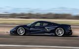 94 Hennesey Venom F5 aero testing official track