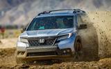 Honda Passport 2018 official reveal - sand