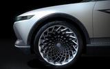 Hyundai 45 concept official reveal - alloy wheels