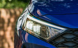 Hyundai i20 2020 prototype drive - headlight details