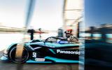 94 Jaguar Racing Formula e interview 2021 pitlane