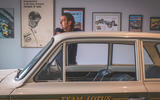 Jim Clark Museum preview day - Franchitti