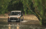 94 Lada Niva EOL feature wading front