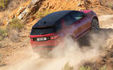 Land Rover Discovery Sport 2019 official pictures - offroad rear