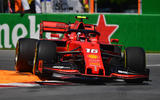 Charles Leclerc interview, 2019 British Grand Prix - kerb hop
