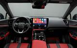 94 Lexus NX 450h+ 2021 official reveal cabin