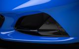 94 Lotus Emira 2021 reveal front bumper