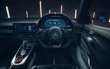 94 Lotus Emira 2021 reveal steering wheel