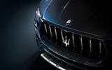 94 Maserati Levante Hybrid 2021 official images front grille