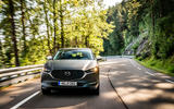 Mazda e-TPV prototype 2019 first drive review - on the road nose