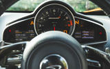 McLaren 12C - car of the decade - instruments