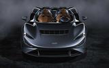 McLaren Elva official reveal - nose